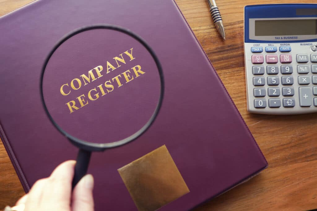 Where to register for a company?