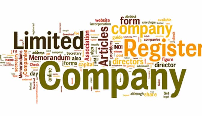 thành lập công ty cần những gì