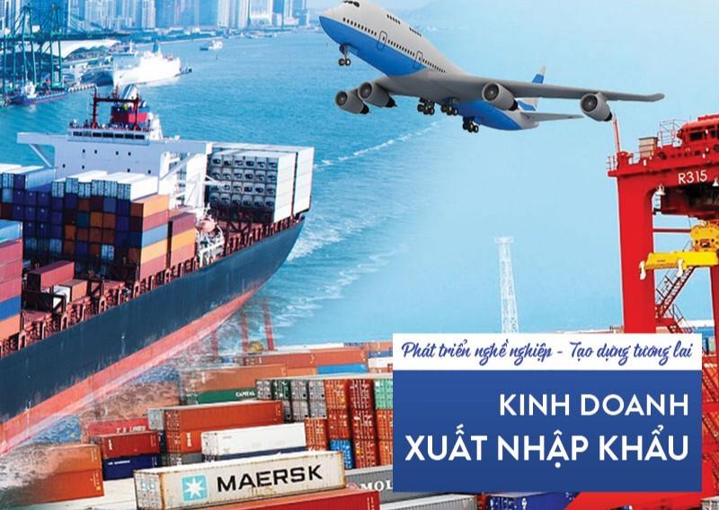 ngành kinh doanh xuất nhập khẩu