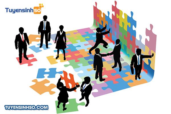 ngành quản trị nhân lực lấy bao nhiêu điểm