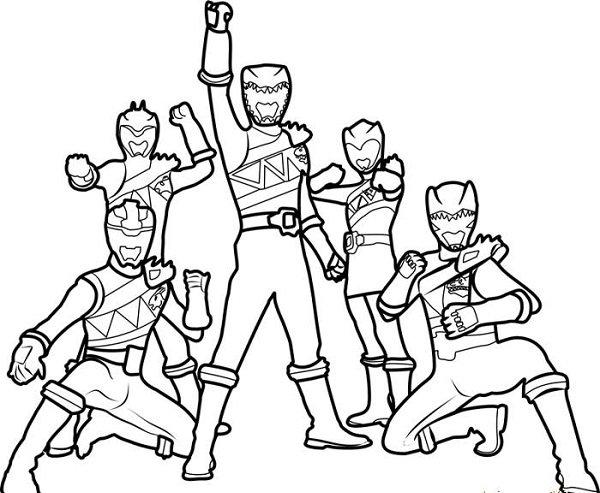 5 anh em siêu nhân Gao