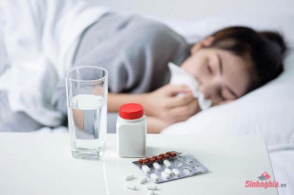 bệnh cảm lạnh có nguy hiểm không