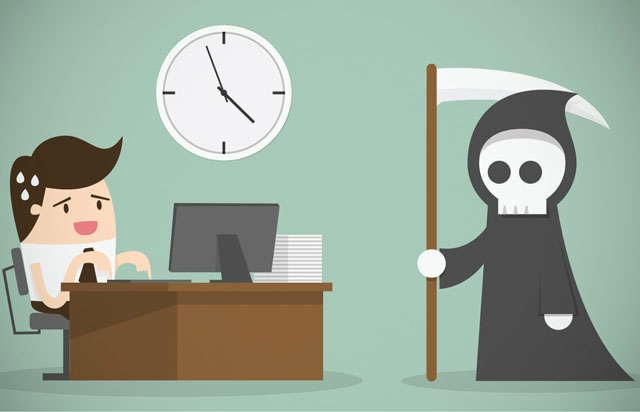 Biết cách tạo deadline để tránh gây áp lực cho nhân viên