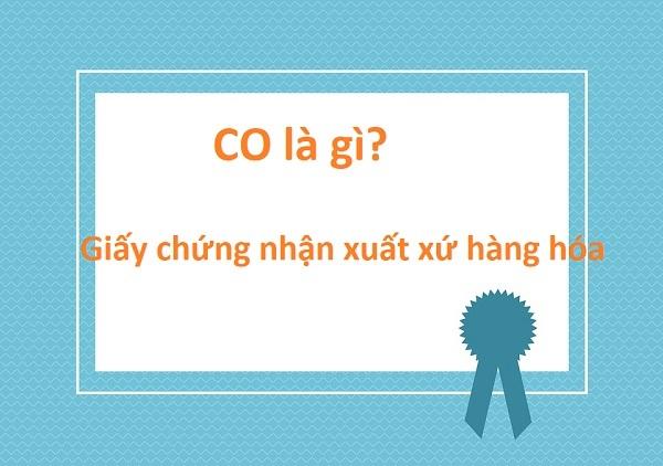 c/o là gì và một số lưu ý khi xin c/o