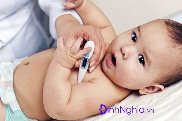 các biện pháp phòng ngừa sốt siêu vi ở trẻ