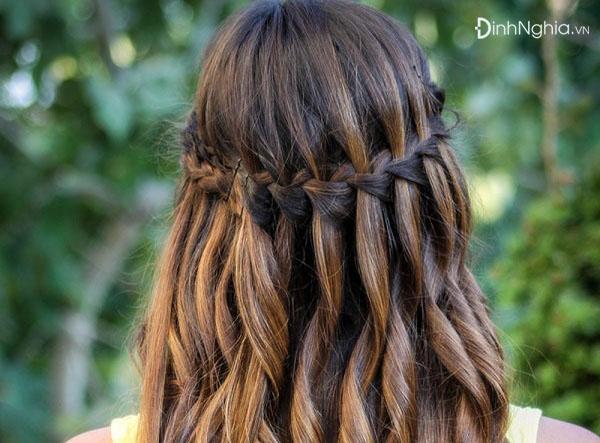 các kiểu tết tóc đẹp nhất dễ làm