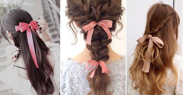 các kiểu tết tóc đẹp nhất và đơn giản nhất