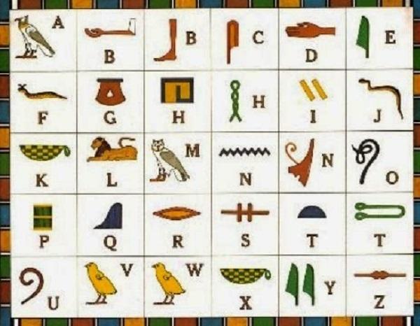 chữ viết của các quốc gia cổ đại phương đông