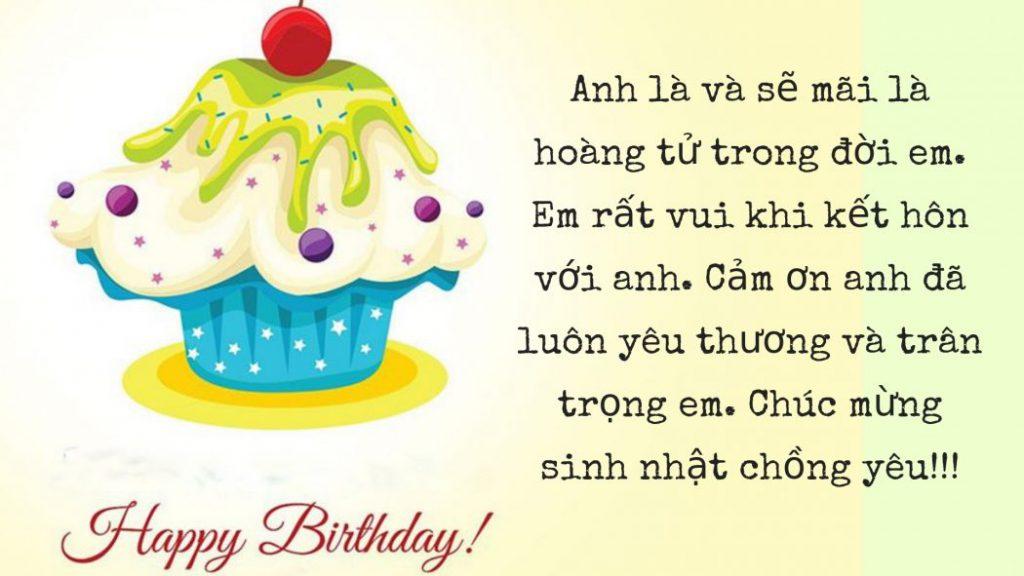 Chúng ta nên gửi lời chúc sinh nhật đến những người thân yêu