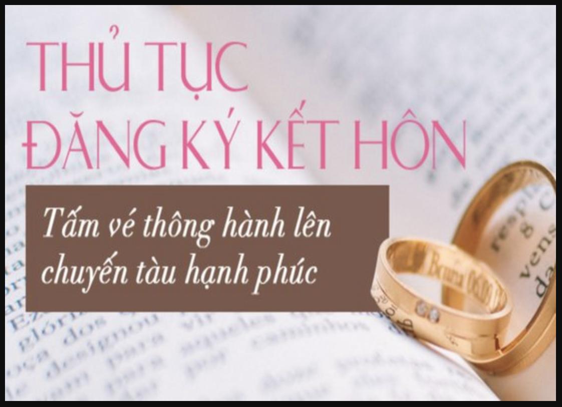 Đăng ký kết hôn là gì?