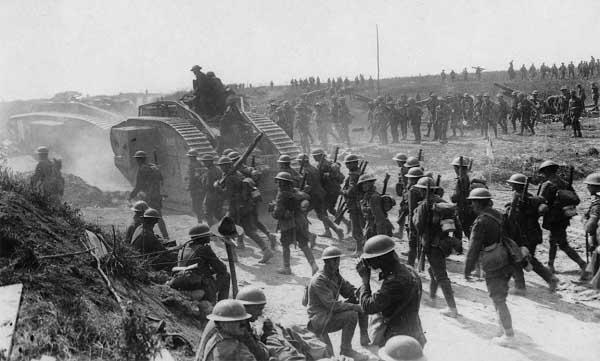 diễn biến chiến tranh thế giới thứ 1 lịch sử 11