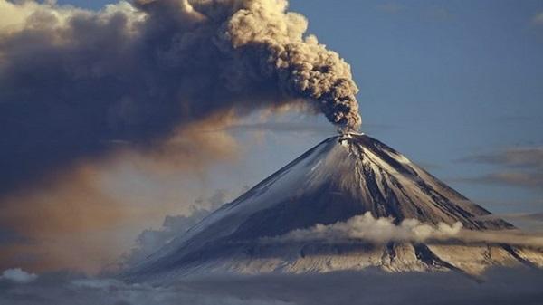 định nghĩa núi lửa là gì