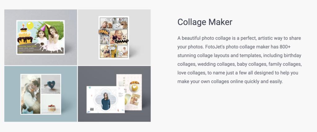 Fotojet là phần mềm ghép ảnh online chuyên nghiệp