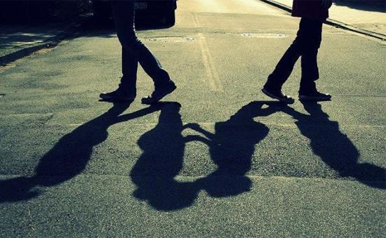 Hình ảnh buồn về tình yêu khi chia tay