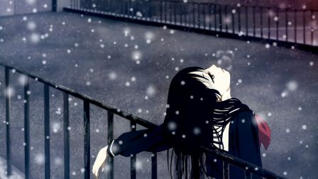 Hình ảnh cô đơn về đêm buồn dành cho các bạn nữ