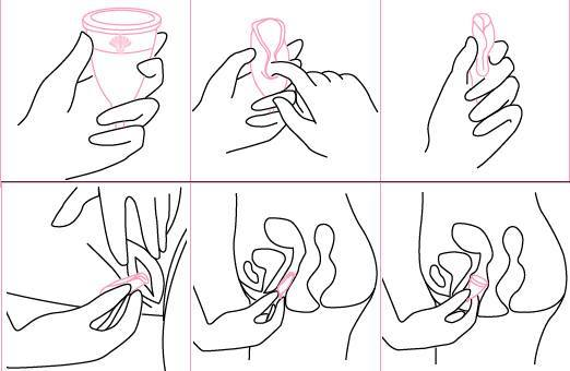 Hướng dẫn cách sử dụng cốc nguyệt san