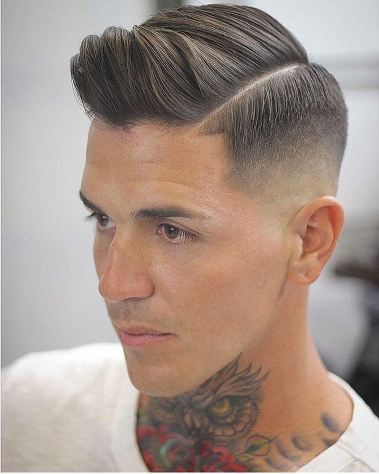 Kiểu tóc nam đẹp Undercut được rất nhiều bạn nam yêu thích