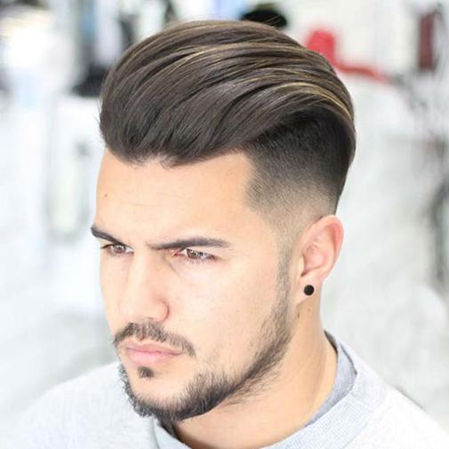 Kiểu tóc nam Slick Back