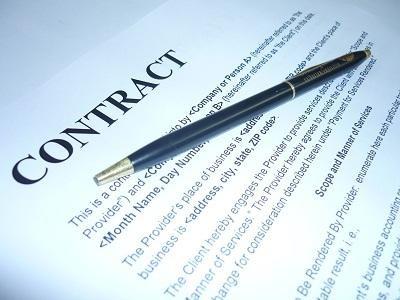 Lập hợp đồng mua bán theo quy định của pháp luật