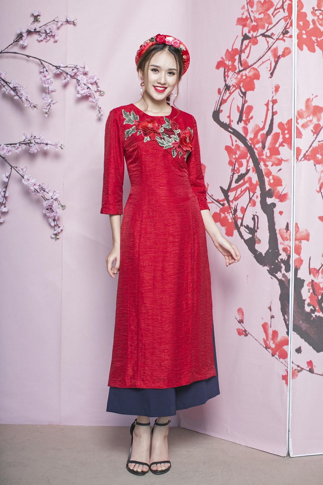 Màu sắc vải may áo dài phụ thuộc vào mục đích sử dụng của người mặc