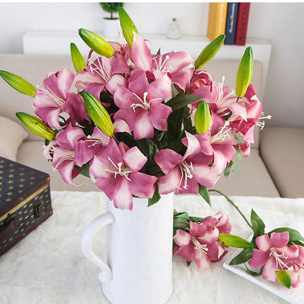 Nên cắm hoa theo mệnh gia chủ