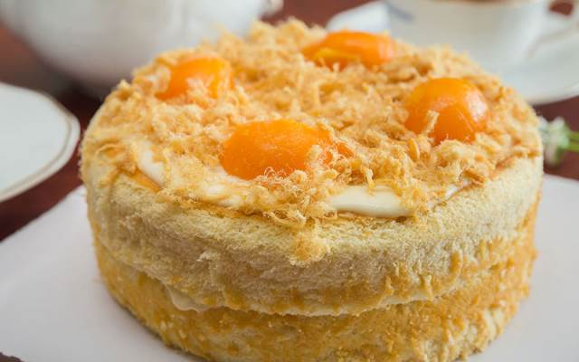 Nên lựa chọn nguyên liệu tươi mới nhất để thực hiện món bánh