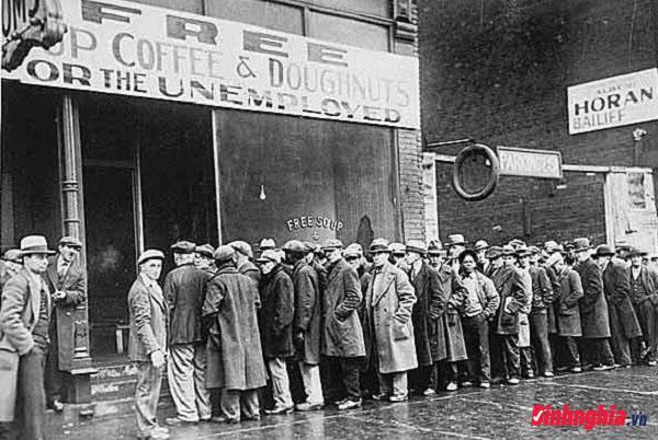 nguyên nhân của cuộc khủng hoảng kinh tế 1929 đến 1933
