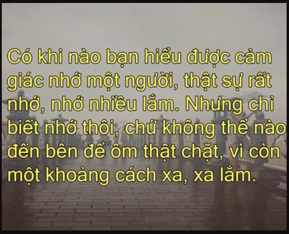Những câu nói hay về tình yêu - 9