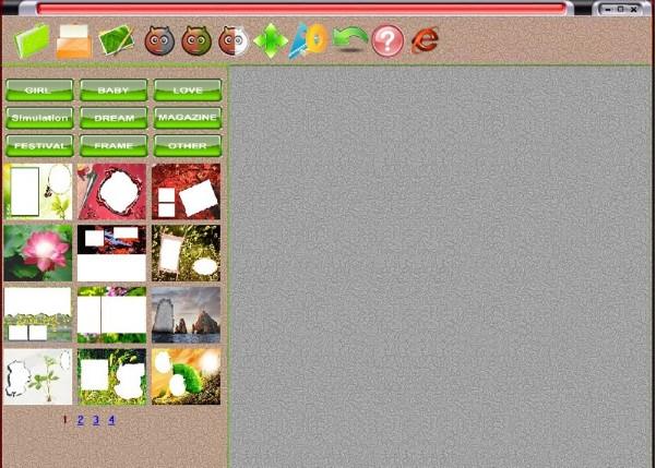 Phần mềm ghép ảnh với các khung hình đẹp