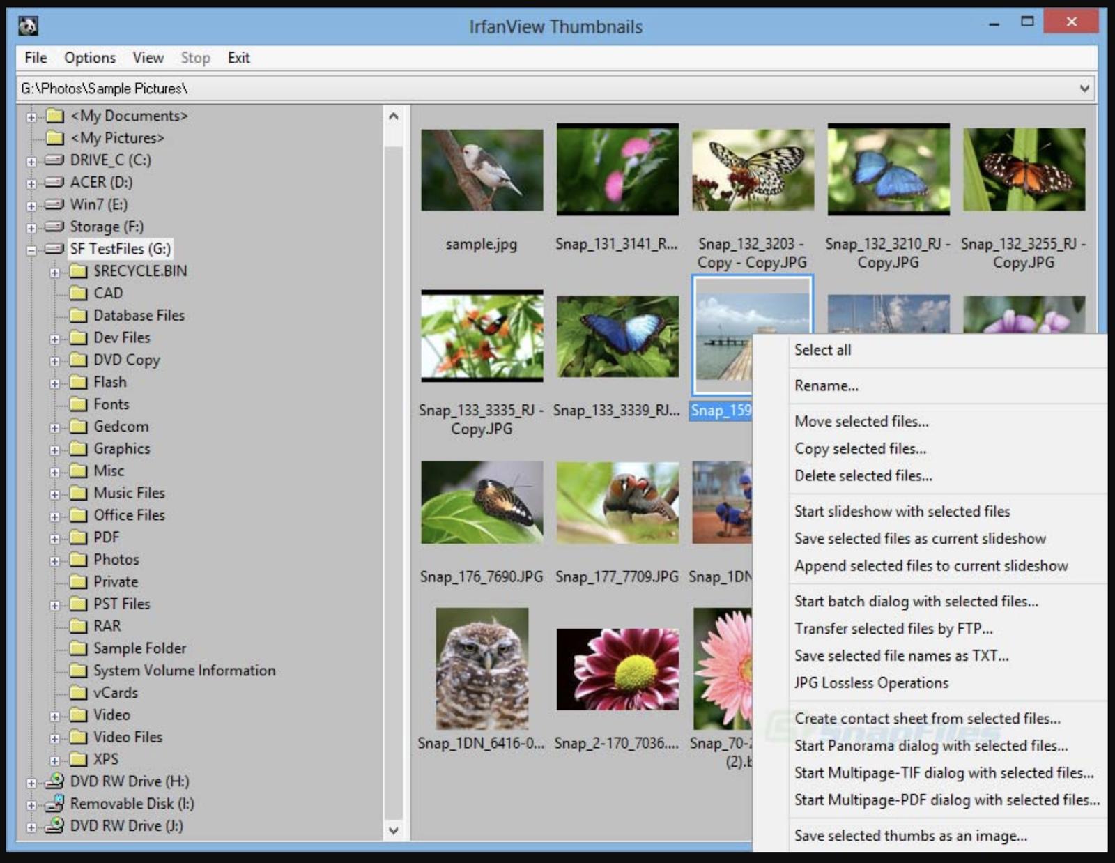 Phần mềm này cung cấp nhiều tuỳ chọn để tải xuống và in ấn