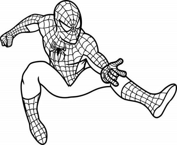 Siêu nhân người nhện nổi tiếng