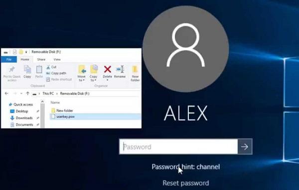 tác dụng của password hint là gì