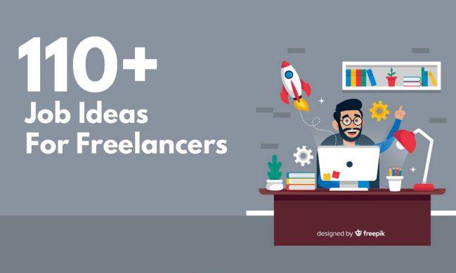 Tìm kiếm các công việc freelancer