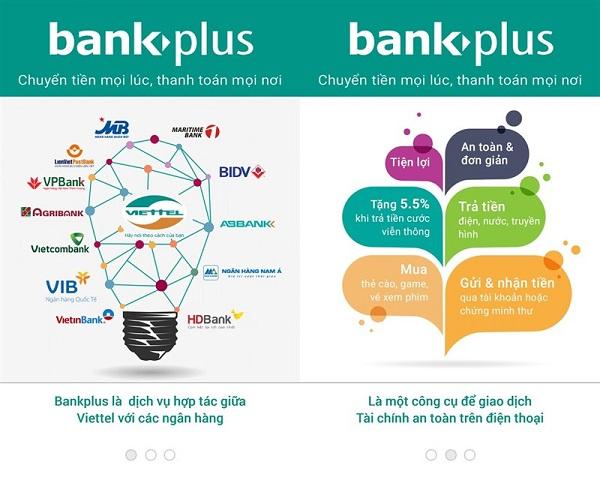tính năng nổi bật của bankplus là gì