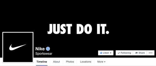 """Ví dụ như thương hiệu Nike với slogan """"Just do it"""""""